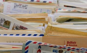 How to write an envelope