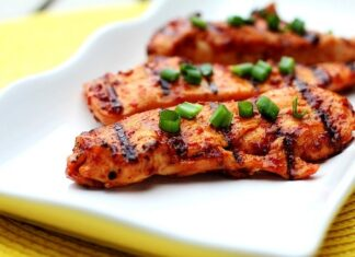 how long to grill chicken breast