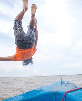 How to do a backflip